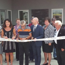 Grand Opening and Ribbon Cutting for Wor-Kin Center, built by DSI Contracting