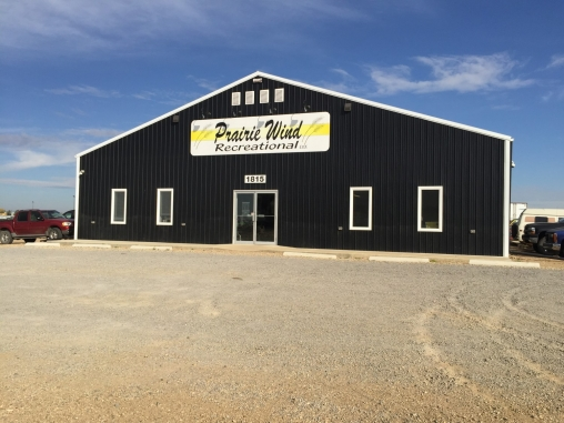 Prairie Wind - Front